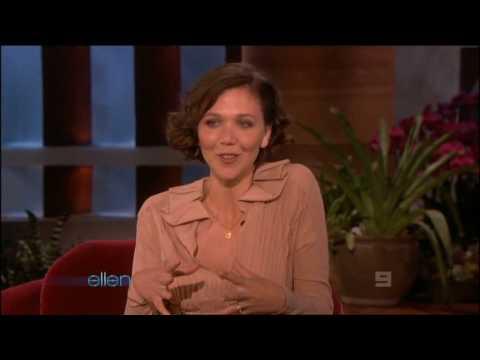 Maggie Gyllenhaal Oscar Nominee Ellen