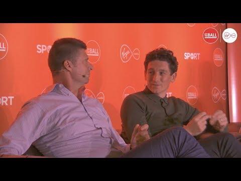 LIVE   Niall Quinn, Keith Andrews, Damien Delaney   Virgin Media Football Roadshow   #OTBDUNDALK  