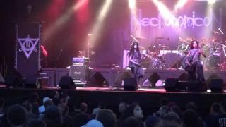 NecronomicoN live à la Zone Métal - Chicoutimi - 29 juin 2012