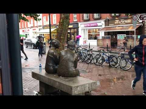 Dublin August 2018