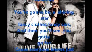 T.I Live your life ft Rihanna lyrics(Explicit)