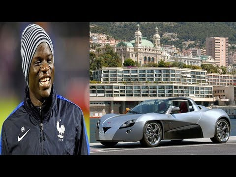 N'Golo Kante Lifestyle, Girlfriend, House, Cars, Net Worth, Salary, Family, Biography 2018