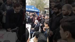 Gambar cover Alparslan kuytul hocaefendı cenaze taziye yerinde sevenleriyle birlikte