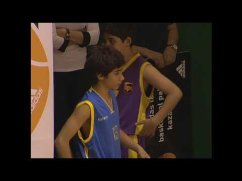 Junior League All Star 2012 Yarışması Galibi Egehan Elbil