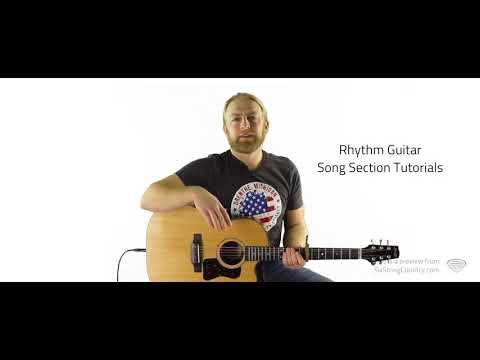 Feelin' Good Again Guitar Lesson - Robert Earl Keen - Fingerpicking and Strumming
