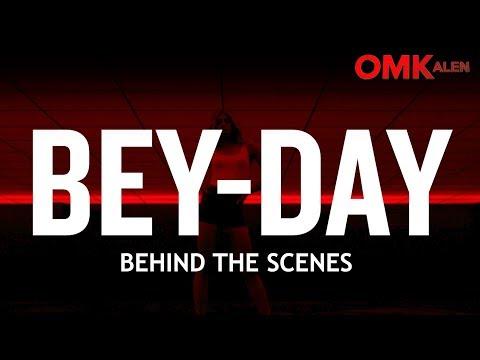 'OMKalen': BTS of Kalen's Beyoncé Tribute Video