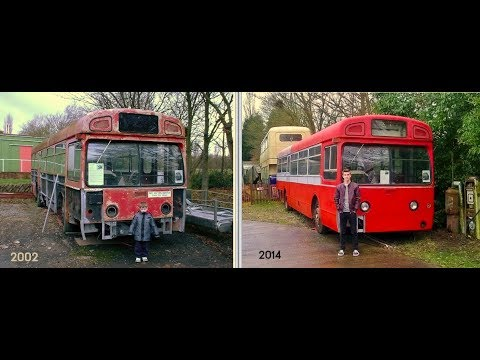 Restoration of AEC Merlin MBA588 (AML588H) while with Tim Clayton