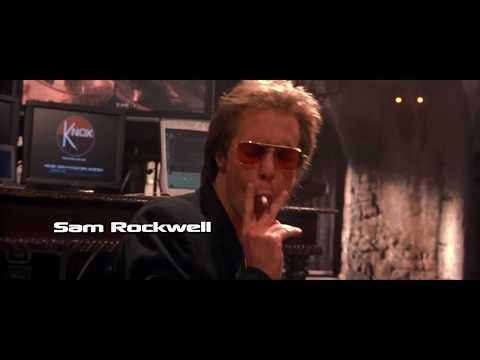 Charlie's Angels - Sam Rockwell Dance Scene