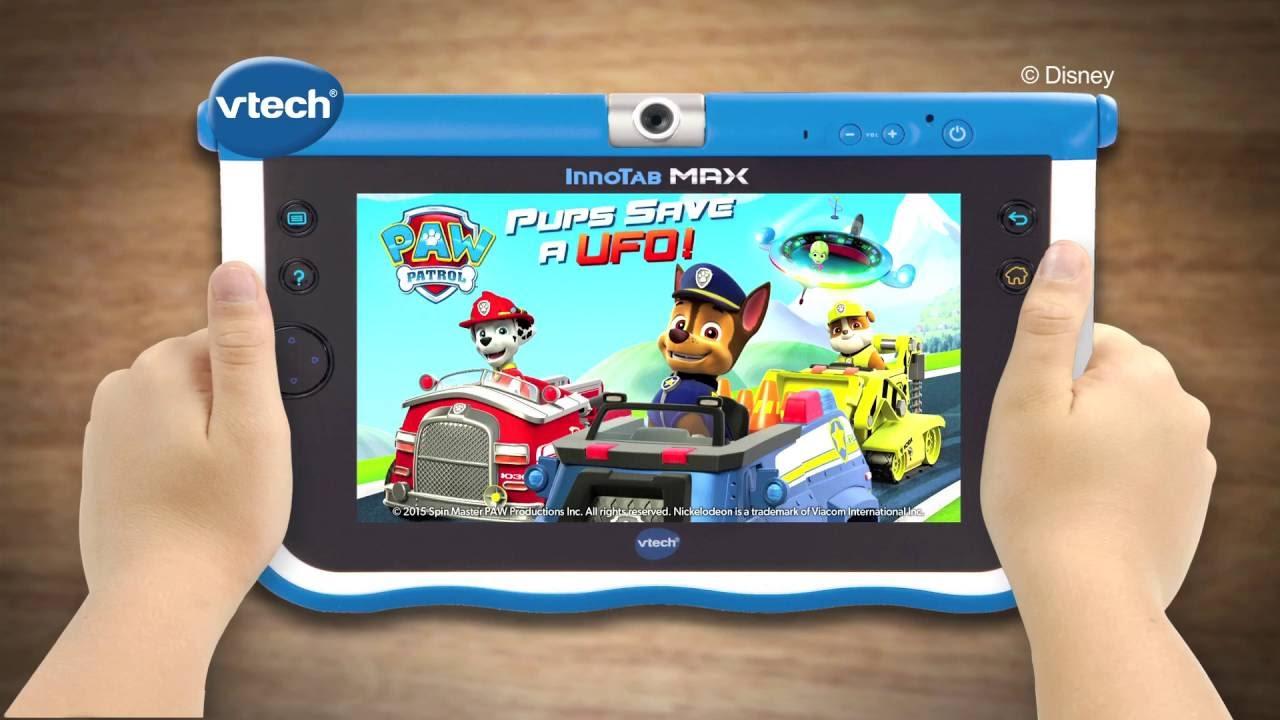 InnoTab Software Paw Patrol VTech Toys UK YouTube