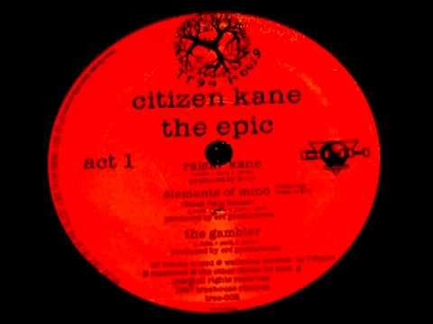 CITIZEN KANE - RAISIN KANE [THE EPIC 1997]