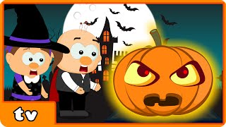 Halloween Night | Halloween Songs For Children & More Nursery Rhymes For Children & Halloween Songs