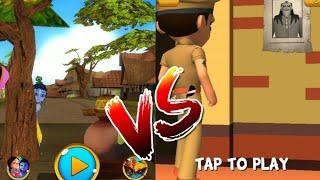 Little Singham|| little Krishna|| little Singham vs little Krishna gameplay|| little Singham game||