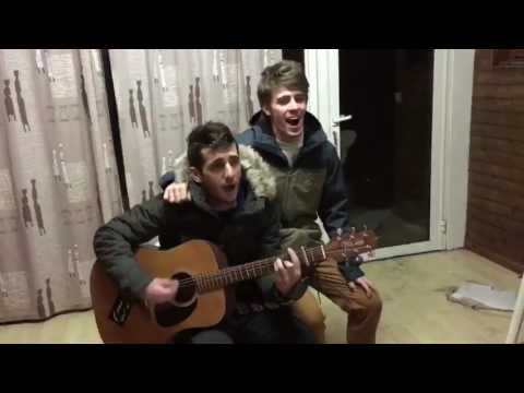 Hegoak Cover By Broadcasters (Alex & Gauvain)
