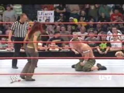 WWE Cena vs Lita from YouTube · Duration:  3 minutes 29 seconds