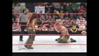Repeat youtube video WWE Cena vs Lita