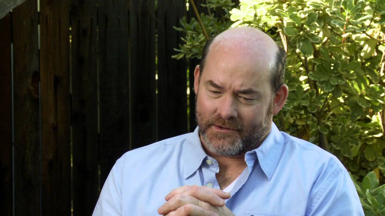 david koechner mouth