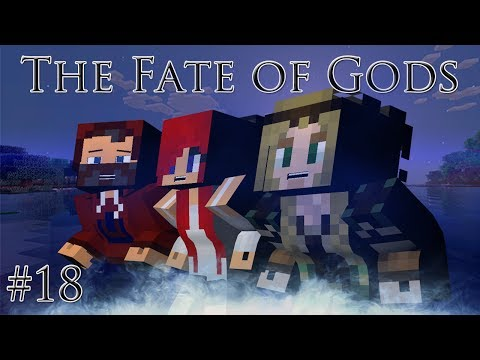"""""""SCREW YOU DAD!"""" THE FATE OF GODS w/ HEATHER AND TEAGAN #18"""