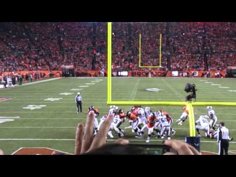 Ronnie Hillman Touchdown vs Raiders 2013 MNF