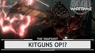 Warframe: My First Kitgun, How Powerful Are These!? [thesnapshot]