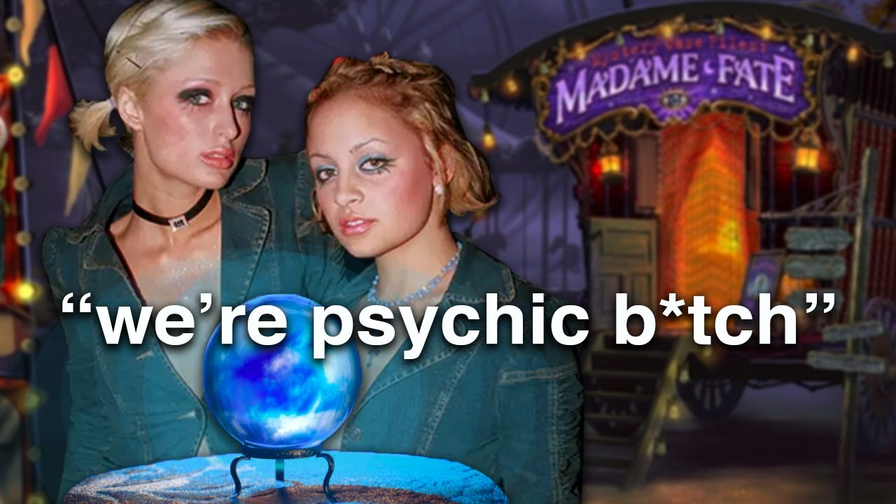 the SKINNIEST show that's EVER been made part 5: psychic psychos