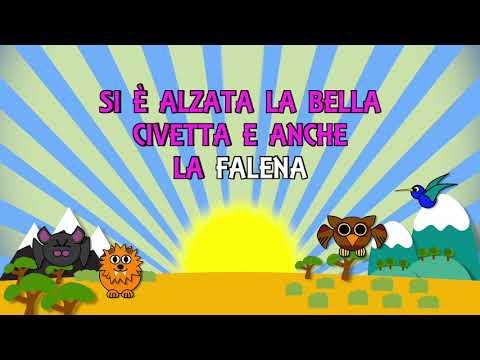 Il Sole In Africa - Karaoke | Fantateatro