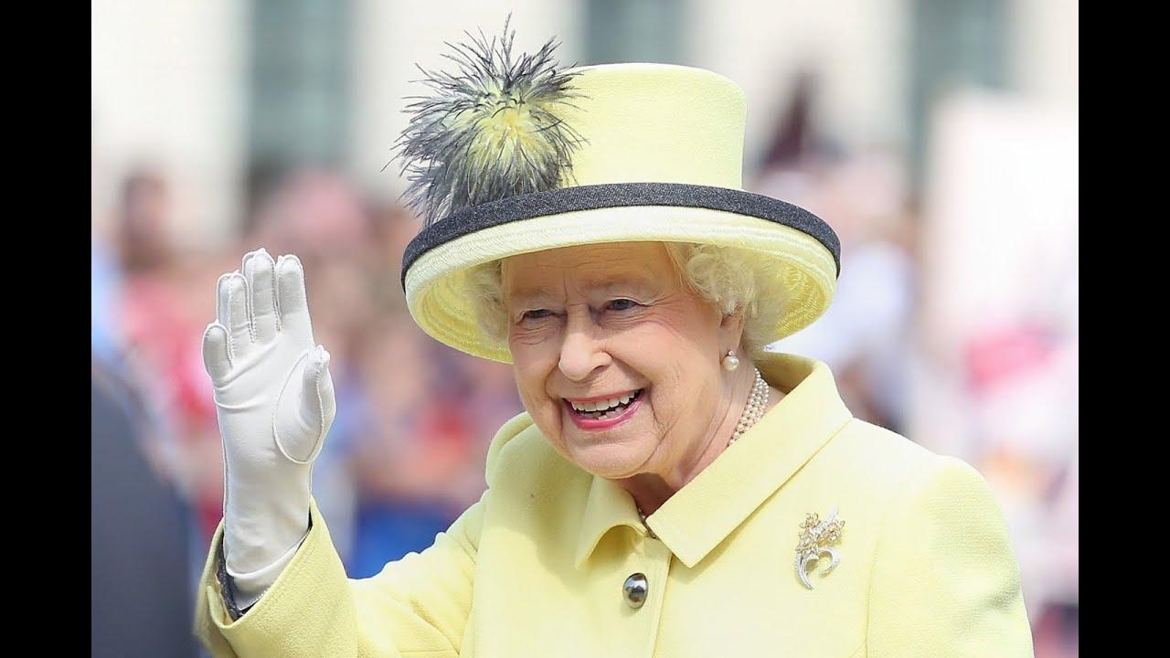 Rainha Elizabeth Ii Completa 90 Anos Youtube