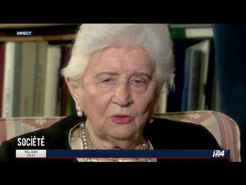 ISRAEL INSIDE - RUTH DAYAN [08/03/17] - MAURICE IFERGAN