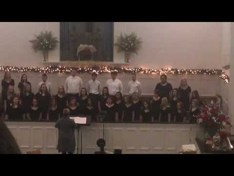 East Burke High School Christmas Concert 2016 Pt 2