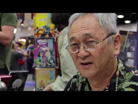 TMNT Documentary Turtle Power ep16 (Stan Sakai)