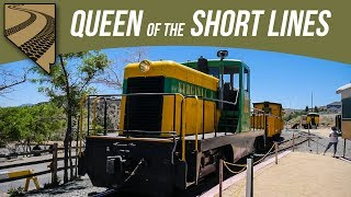 Episode 0088 🚂 Ride on the Virginia & Truckee RR !