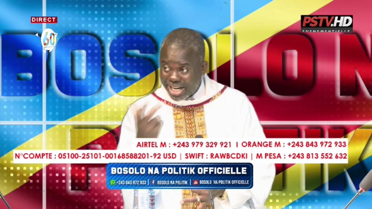 BOSOLO NA POLITIK OFFICIELLE | RDC 60 ANS APRES, PART YA DIASPORA EZA NINI ??  ZACHARIE BABABASWE