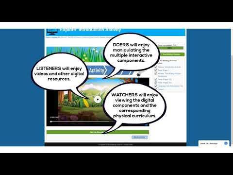Bridgeway Academys Blended Elementary Homeschooling Program Youtube