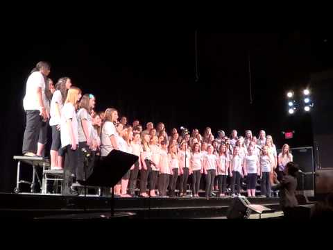 srms spring bands and choral concert 2013 the tide rises the tide falls)