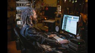 Sending drums through tape - Shawn Everett