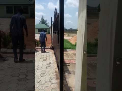 AUTOMATED GATE INSTALLATION BY STANIFICENT GLOBAL TECHNOLOGIES LTD
