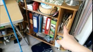 Моя комната в студенческом общежитии. Германия