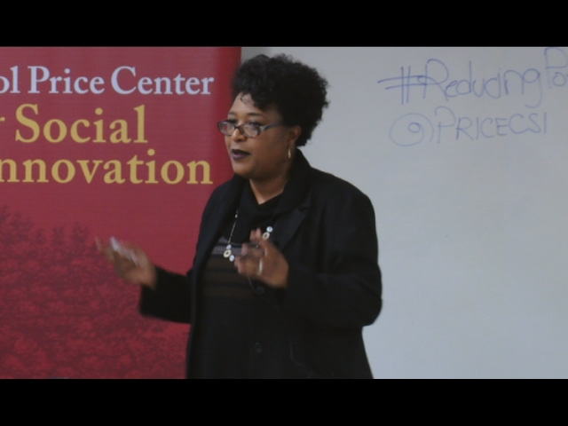 Highlights from Charisma Acey's presentation at the USC Sol Price Center for Social Innovation.  Watch the full version here: https://youtu.be/N37DWcwA3IY