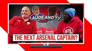 Who Should Replace Xhaka As Arsenal Captain? | Claude & Ty Show