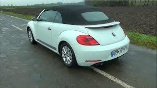 2014 VW Beetle 1.2 TSI 105 HP Test Drive