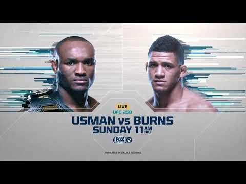 FOX Sports 2 - UFC 258: Usman Vs Burns