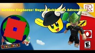 SUPER ROBLOX 64 ADVENTURE! Roblox Explorer