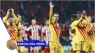 Barcelona get up and running- news now