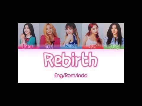 [Karaoke/Instrumental] Red Velvet - Rebirth