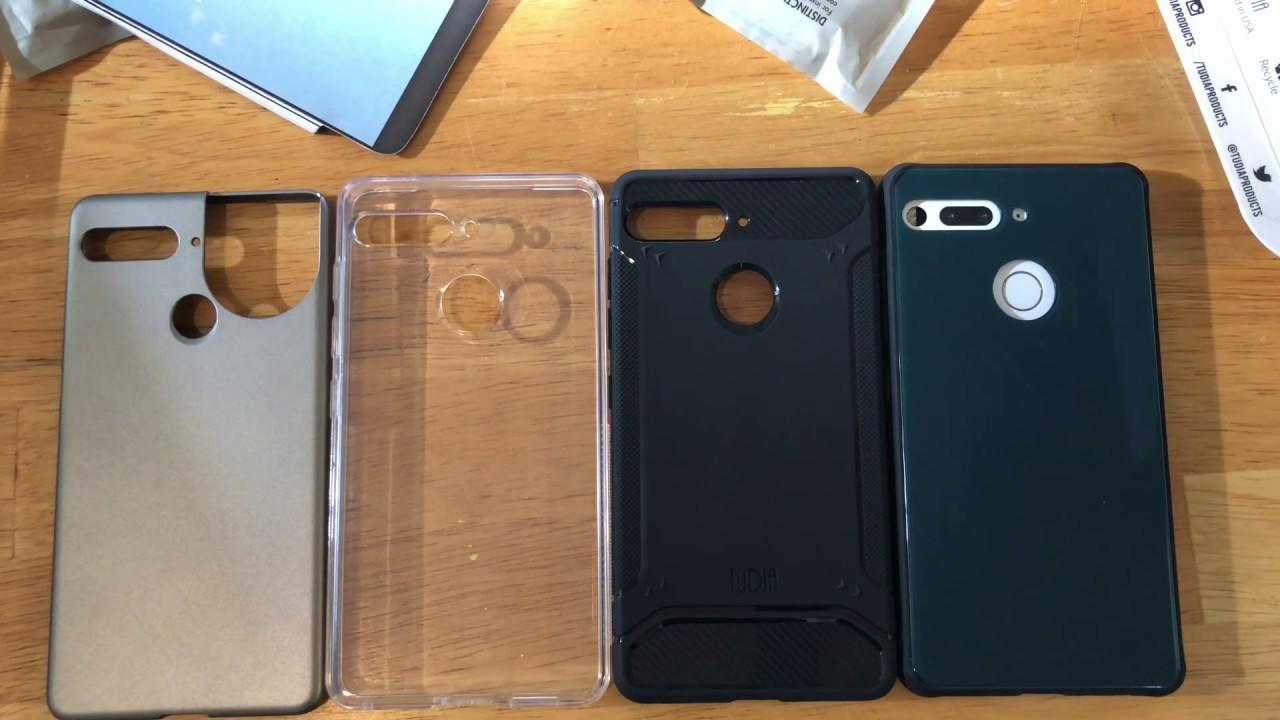 half off 44274 599cc Essential Phone Case Options