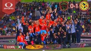 ¡América campeón de la Copa MX! | Juárez 0 - 1 América | Final Copa MX - Cl19 | Televisa Deportes
