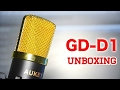 Aukey Condenser Microphone GD-G1 Unboxing