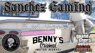 "GTA V Online: Lowrider Showcase ""Low Visual"" (Rockstar Editor Cinematic)"