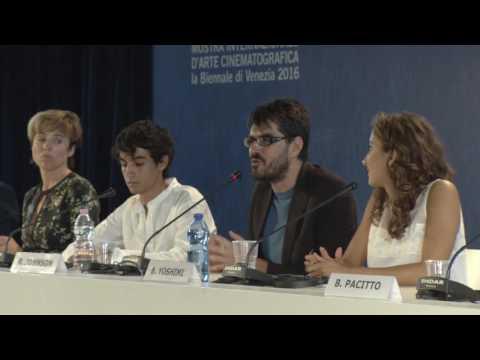 73rd Venice Film Festival - Piuma