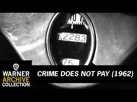 Crime Does Not Pay (Preview Clip)