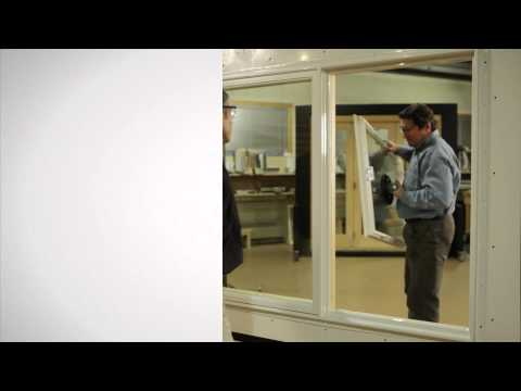 How To Replace the Sash of a Stationary Casement Window